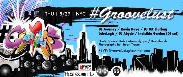 #Groovelust
