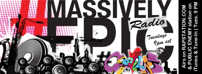 #MassivelyEpic Radio