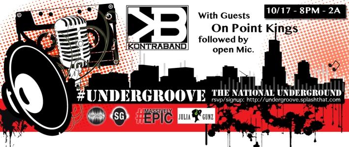 #Undergroove